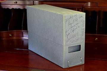 Archival Storage Supplies