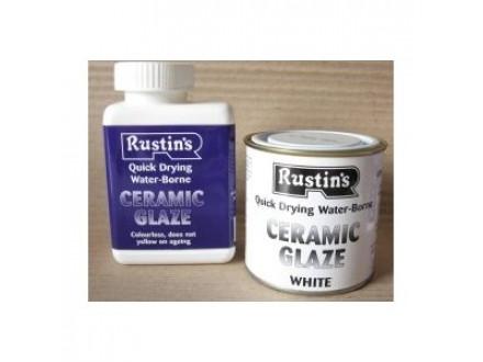 #RCG- white quick-drying glaze