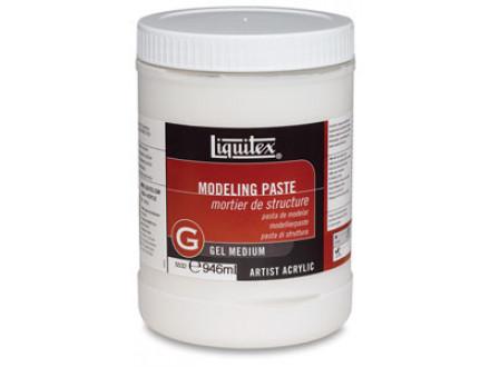 Liquitex Modeling Pastete