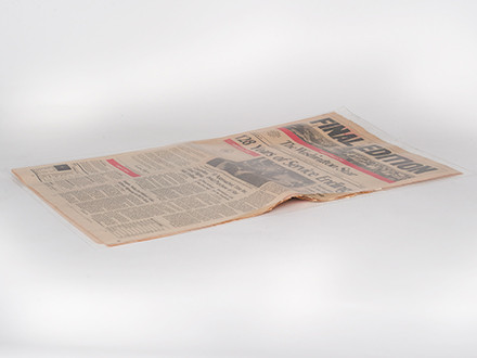 MY-MPE map/ newspaper envelopes