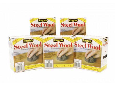 Rustins Steel Wool