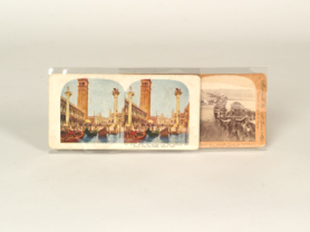 Stereo Card Envelopes