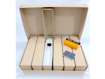 """Junior"" Bulk Slide Storage Units for 35mm Slides: Hold 1080 Slides"