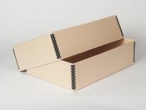 18135 Extra deep newspaper box