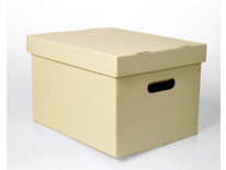 Cubic Foot Record Storage Boxes