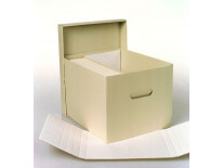 Support/ Spacer Bars for Cubic Foot Record Storage Boxes