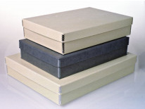 Archival Short Lid Flat Storage Boxes