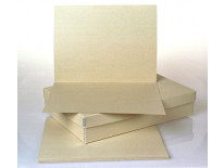 Folders for Archival Short Lid Flat Storage Boxes