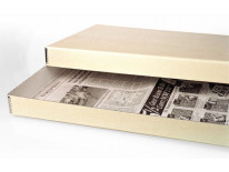 Newspaper Storage Boxes