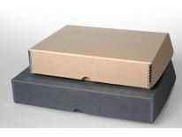 Clamshell Newspaper Box