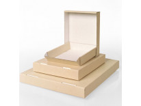 Corrugated Drop Front Boxes (Ship-Flat Style)