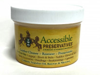 Accessible Preservatives (FKA Triple Crown, Fredelka) Leather Dressing