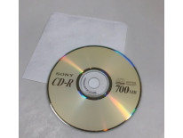 Tyvek Sleeves for CDs and DVDs