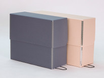 Oversized Document Cases with Strings, 15-1/4 x 12-1/4 x 5