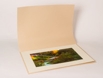 Ink-Jet Print Folders (for Drop Front Boxes)