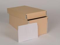 Microfiche File Boxes
