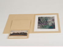 Rare Document Binders with Polyester Inserts