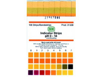 pH detection strips