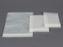 Polyethylene Zipper Bags, 4 mil